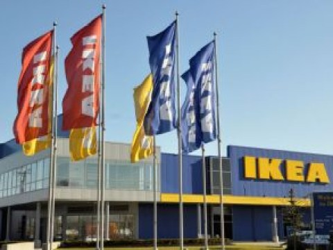 So this guy apparently lived in Ikea for two days without getting caught