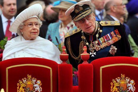 Queen, Duke of Edinburgh, Diamond Jubilee