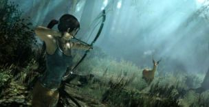 Tomb Raider - survival of the fittest