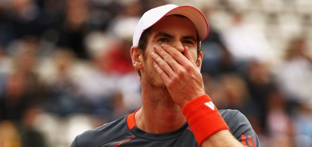 Andy Murray, French Open.
