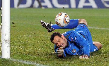 Tottenham consider '£10m bid for Udinese keeper Samir Handanovic'