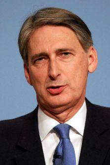 Defence Secretary Philip Hammond, Amry