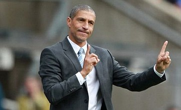 Chris Hughton determined to convince Grant Holt of Norwich stay