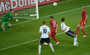 Mario Gomez sinks Portugal as Germany start Euro 2012 with win