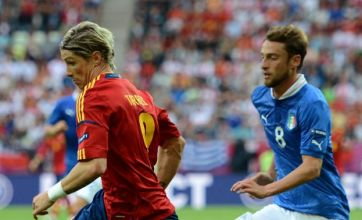 Italy and Spain share spoils as Torres misses late chances in Euro 2012 start