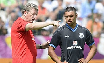 Alex Oxlade-Chamberlain given the nod for England start against France