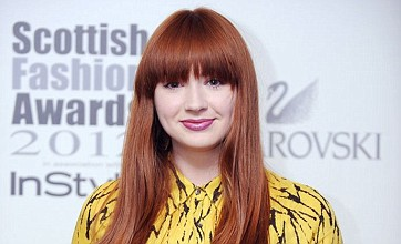 Doctor Who star Karen Gillan named Scottish Fashion Icon