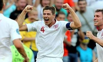Steven Gerrard: England will go for glory against Sweden