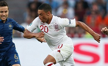 Alex Oxlade-Chamberlain plays down concern over racism at Euro 2012