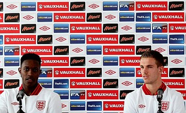 Jordan Henderson and Danny Welbeck slap down French criticism of England