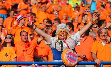 'Bored' Belgium fans sell themselves to Holland on eBay for Euro 2012