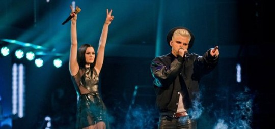 Jessie J, Vince Kidd, The Voice UK