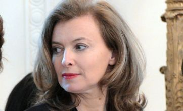 France's First Lady Valérie Trierweiler at war with François Hollande's ex