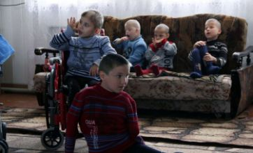 Ukraine's Forgotten Children, Prime Suspect USA and True Love: TV Picks