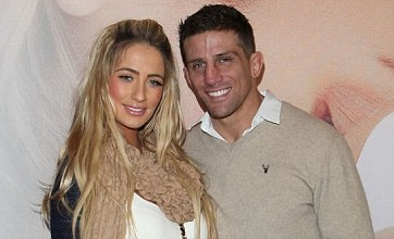 Chantelle Houghton and Alex Reid welcome baby girl on Father's Day