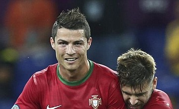 Ronaldo double sends home Dutch as Portugal and Germany advance