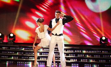 Leandro Penna's Village People routine flops on Argentinian Strictly