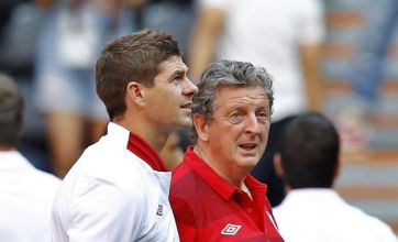 Roy Hodgson: There are no egos in England's Euro 2012 team