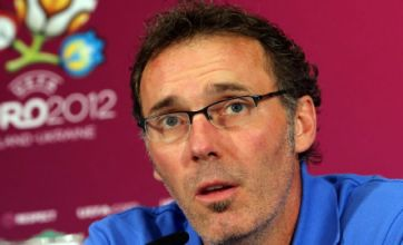 Spurs contact Laurent Blanc and Andre Villas-Boas over manager's job