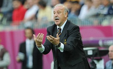 Vincente Del Bosque fires a warning to 'fallible' Spain ahead of Euro 2012 quarters