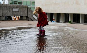 Enjoy the sun but prepare for an 'umbrella summer' as rain to return
