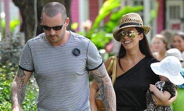 Myleene Klass' husband slams claim he quit her for X Factor dancer