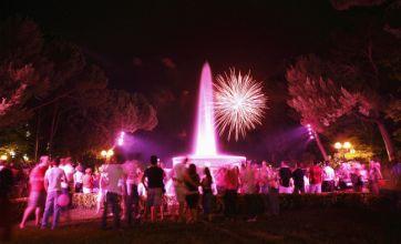 Paint the town pink in Rimini at La Notte Rosa