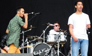 Hackney Weekend: Rizzle Kicks wow crowd by performing with their mums