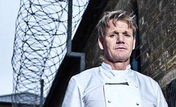 Gordon Ramsay: I had to stop prison fights during Gordon Behind Bars