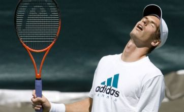 Andy Murray hits back at 'drama queen' claims ahead of Wimbledon