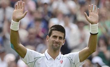 Novak Djokovic through in style after brushing Juan Carlos Ferrero aside