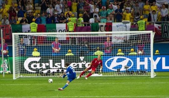 England, Alessandro Diamanti, penalty