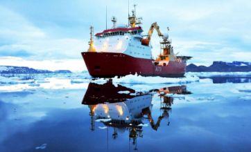 Survey ship shot wins Royal Navy's 'Oscar' for photography