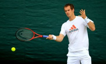 Andy Murray begins Wimbledon campaign against Nikolay Davydenko on Centre Court