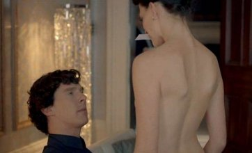 Lara Pulver inundated with nude role offers after Sherlock appearance