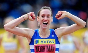 Kelly Holmes tips protege Laura Weightman to shine at London 2012
