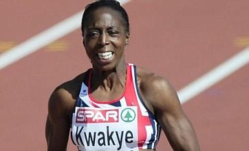 European failure could mean end of Jeanette Kwakye's London 2012 bid