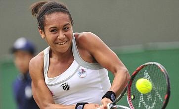 Heather Watson puts Wimbledon victory down to lucky habits