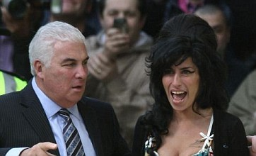 Mitch Winehouse admits he sleeps better since the death of Amy
