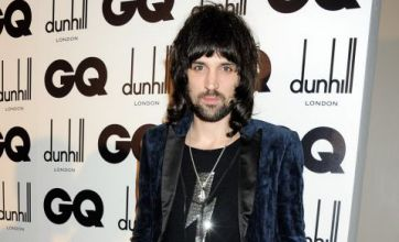 Kasabian's Serge Pizzorno: Carol Vorderman is a huge fan of the band