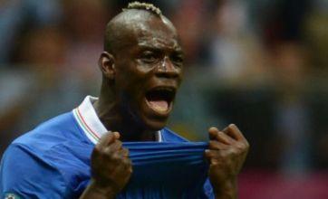Mario Balotelli too hot for Germany as Italy go through to Euro 2012 final