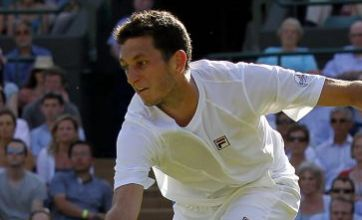 Brave James Ward out of Wimbledon after narrow defeat by Mardy Fish
