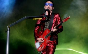 Muse's 'depressing' London 2012 song Survival slammed by fans
