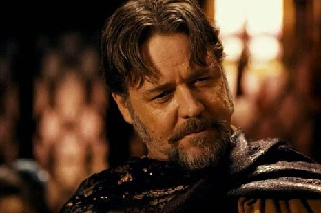The Man with the Iron Fists, Russell Crowe