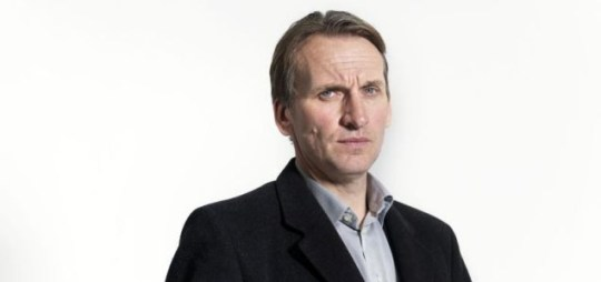 Christopher Eccleston Blackout