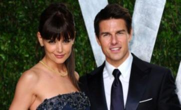 Tom Cruise and Katie Holmes call truce to begin divorce negotiations