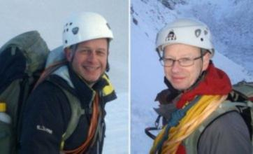 Families reveal 'devastation' after British climbers die in Alps avalanche