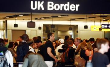 Terror suspects 'let into UK by inexperienced staff at Heathrow'