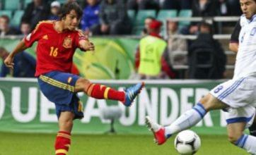 Manchester United face battle to lure Oliver Torres from Atletico Madrid
