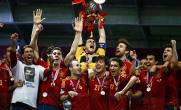 Spain crowned Euro 2012 champions after historic win against Italy